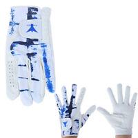 Golf Gloves For Mens Cabretta Leather Slipresistant Sheepskin Left Hand JE