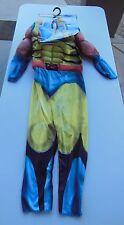 Marvel Avengers Wolverine Halloween Costume - Child Size Large - NEW!