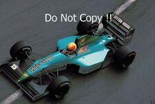 Mauricio Gugelmin Leyton House March CG891 Monaco Grand Prix 1989 Photograph 2