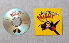 "CD AUDIO / AUSTRALIAN NIGHT WIN&FEEL ICEHOUSE ""HEY LITTLE GIRL, ACUFF'S ROS"" CDS"