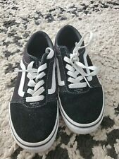 Boys Vans Old Skool Shoes Size 3 Free Shipping