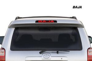 Brake Light Graphic Vinyl Decal Sticker Accessories For Toyota 4Runner BAJA