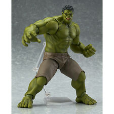 GOOD Smile Company FIGMA MARVEL HULK ACTION FIGURE JAPAN VERSION