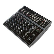 OPEN BOX Sound Town 12-Channel Audio Mixer USB Bluetooth DSP Triton-A12BD-R