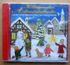 Klingender Adventskalendar - Lieder und Geschichten z Adventszeit - CD neu & OVP