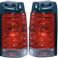 Grade A OE Quality DOT SAE Left & Right Tail Lights 1991-1995 Plymouth Voyager