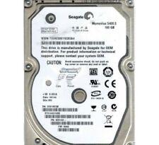 "Seagate ST9160310AS 160Gb 2.5"" Laptop SATA Hard Drive"