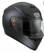 Agv helmet casque casco K3 SV nero opaco pinlock 2017 antifog incluso