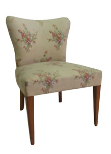 Poltroncina  anni 50 -60 - poltrona sedia - vintage - 900 - bellissima
