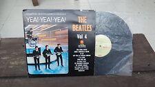 1975 THE BEATLES MEXICAN VINYL LP YEA!-YEA!-YEA! VOL.4 CAPITOL SLEM-008 MEXICO
