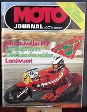 ▬► Moto Journal 207 (1975) Essais Ossa 250 Enduro_Lansivuari_Teuvo Lansivuori