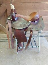 "16"" Blue Ridge Western Saddle"