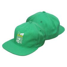 RVCA VA Sport Vitor Belfort Snapback Hat (Green) - mma surf skate bjj