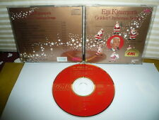 EIJI KITAMWA GOLDEN CHRISTMAS SONGS 1988 JAPAN 24K GOLD CD 5000yen GML