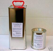 Versiegelung  CM glanz - für Beton, Estrich -  1 Liter reicht für ca. 5 m²