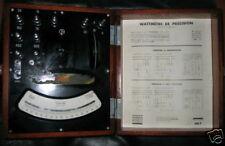 WATTMETRE DE PRECISION  ANCIEN CHAUVIN ARNOUX SUPERBE