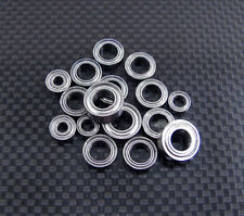 14Pcs* Metal Sealed Ball Bearing Sets Fit Tamiya Tamtech 1/14 Gb-01 Frog Gt-01