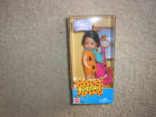 New Mattel Cartoon Network The Flintstones Fred Doll