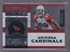 2011 Playoff Contenders Playoff Ticket #128 DeMarco Sampson RC Rookie 02/99