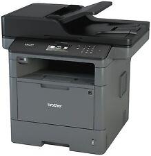 Brother Dcp-l5650dn Laser Multifunction Printer - Monochrome - Plain Paper Print