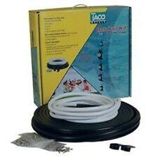 """Flexible Vinyl Rub Rail Kit 1-7/8""""x 1-1/16""""x50' with BLACK Insert V11-2423BBK5."""