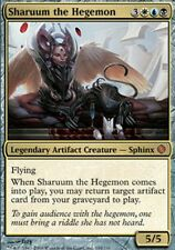Sharuum L'Hegemon - Sharuum the Hegemon - Mtg Magic -