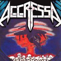 Aggressa Nuclear Death CD + Demo Bonus trks 1988 Australian Indi Thrash Metal