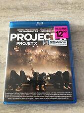 Project X Blu Ray Bilangual
