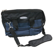 Craftright TOOL BAG 410x200x300mm Wide Mouth Pocket, Padded Shoulder Strap