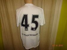 """SV Wehen Wiesbaden Nike Testspiel Matchworn Trikot 2011/12 """"BRITA"""" + Nr.45 Gr.M"""