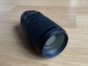 NIKON AF-S Nikkor 70-300mm 1:4.5-5.6 G VR IF-ED Tele Zoomobjektiv super Zustand