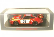 1 43 Spark Porsche 911 Carrera RSR #58 24h le Mans 1975