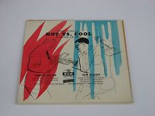 "Hot vs.Cool Battle of Jazz 10"" record MGM E194"