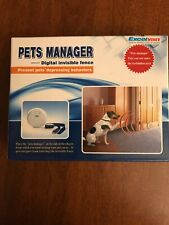 New listing Pets manager Digital/wireless Dog Fence