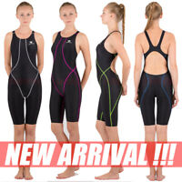 NWT HXBY 510 WOMEN'S COMPETITION TRAINING RACING KNEESKIN SWIMSUIT ALL SIZE NEW!