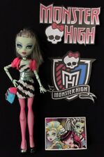FRANKIE STEIN DAWN OF THE DANCE DOLL - MONSTER HIGH, 2010