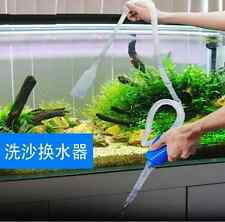Aquarium Fish Reef Tank Gravel Debris Cleaner - Aqueon Siphon Vacuum Large