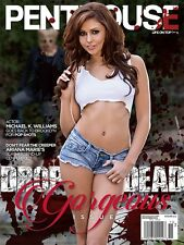 Penthouse Drop Dead Gorgeous Ariana Marie Issue Collectors Edition Very Rare