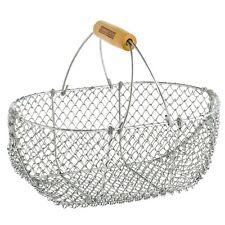 Panier de ramassage - Maille Galva - 25 L