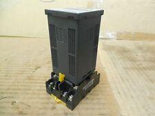 Oriental Motor Speed Controller DSP502M w. Relay Socket Used