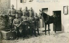 Thierrens 1933 horse stable interwar swiss military cavalry soldiers uniforms