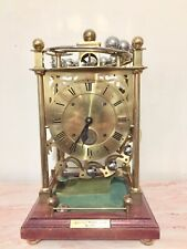 Vintage English Made Sperical  Weight  Rolling ball Clock . Sinclair & Harding
