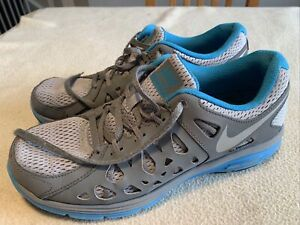 Men's Nike Dual Fusion Run 2 Running Fitness Trainers Size Uk 8