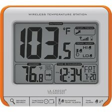 Wireless Weather Station with Temperature alerts, LA CROSSE 308-179OR