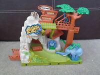 Matchbox Jungle adventure interactive playset with sounds - great for toy cars
