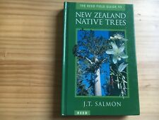 The Reed Field Guide to New Zealand Native Trees by J.T. Salmon (Hardback, 2005)