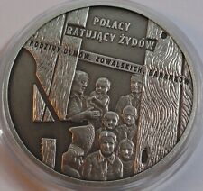 20 ZL ZLOTYCH POLAND POLEN 2012 Poles rescuing the Jews