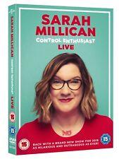 Sarah Millican: Control Enthusiast - Live [DVD]