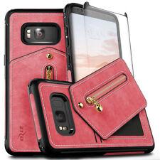Samsung Galaxy Note 8 / S8 / S8 Plus Case, Zizo Nebula Cover w/ Screen Protector