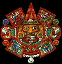 Aztec Mayan Latin Chicano Eagle Mexico Indian Warrior Tribe Car Auto Sticker Raz